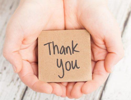Cómo escribir los agradecimientos de un TFG: trucos y consejos