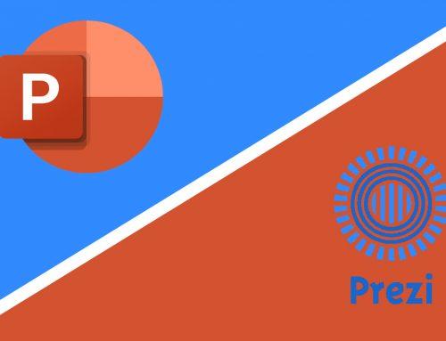Prezi VS PowerPoint: ventajas y desventajas